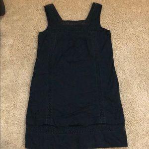 Gap Women's Dress, Size 6. Color Navy
